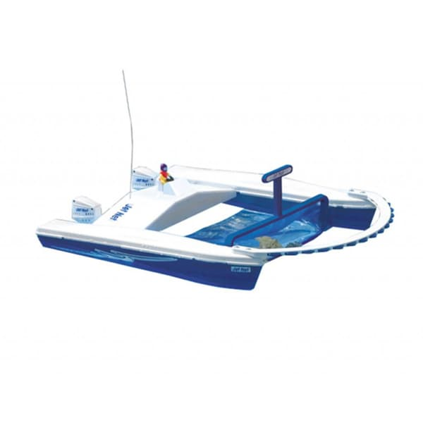 Shop Dunn Rite Jet Net Boat Pool Skimmer W Remote Control