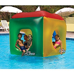 Swimline The Cube Inflatable Pool Toy - Thumbnail 0