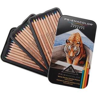 Prismacolor Watercolor Pencil Set (Set of 36)