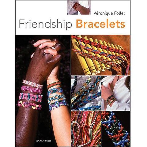 Veronique Follet 'How To Make Friendship Bracelets' Book