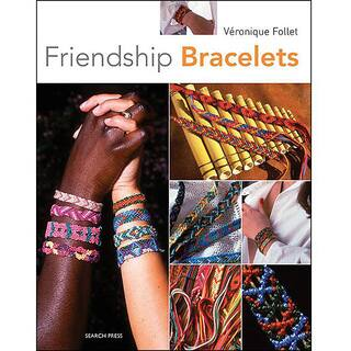 Veronique Follet 'How To Make Friendship Bracelets' Book|https://ak1.ostkcdn.com/images/products/5749154/P13479972.jpg?impolicy=medium