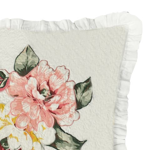 72f9b3ad4d9f Buy Floral, Vintage Throw Pillows Online at Overstock | Our Best ...