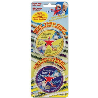 Pepperell Stretch Magic Double Pack