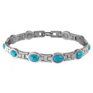 Sabona Lady Turquoise Large Magnetic Bracelet