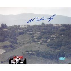 Steiner Sports Al Unser Jr Monterey CA Signed Photo