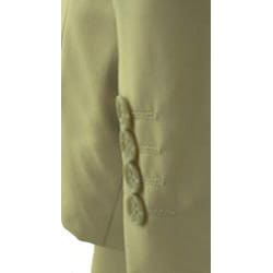 Ferrecci Boy's Beige Three-button Two-piece Suit - Thumbnail 2