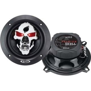 """BOSS AUDIO SK553 Phantom Skull 5.25"""" 3-way 275-watt Full Range Speake"""