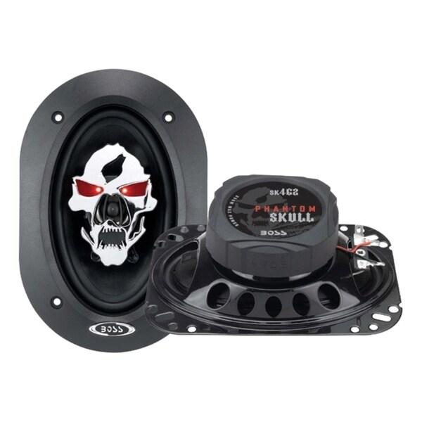 Boss Audio PHANTOM SKULL SK462 Speaker - 250 W PMPO - 2-way