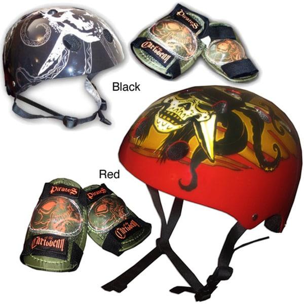 Pirate Of the Caribbean KIds Helmet