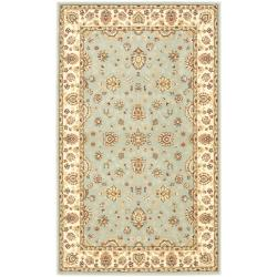 Safavieh Majesty Extra Fine Light Blue/ Cream Rug (3'3 x 5'3)