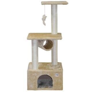 Go Pet Club 42-inch Cat Tree Condo