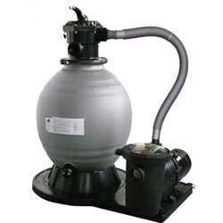 Blue Wave 18-inch Above Ground Sand Filter System