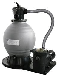 Blue Wave 22-inch Above Ground Sand Filter System - Thumbnail 1