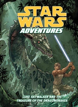 Star Wars Adventures: Luke Skywalker and the Treasure of the Dragonsnakes (Hardcover)