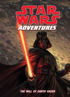 Star Wars Adventures: The Will of Darth Vader (Hardcover)