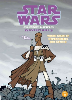 Star Wars: Clone Wars Adventures 2 (Hardcover)