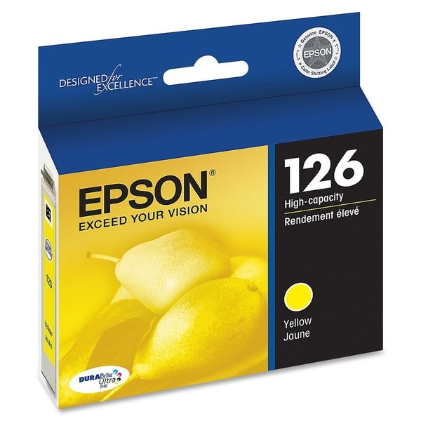 Epson DURABrite 126 High Capacity Ink Cartridge