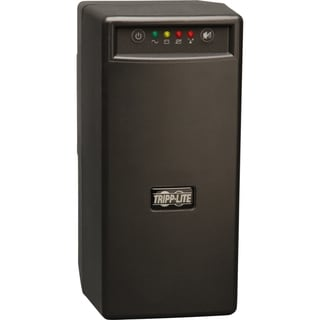 Tripp Lite UPS 600VA 375W Battery Back Up Pure Sine Wave PFC Tower 12