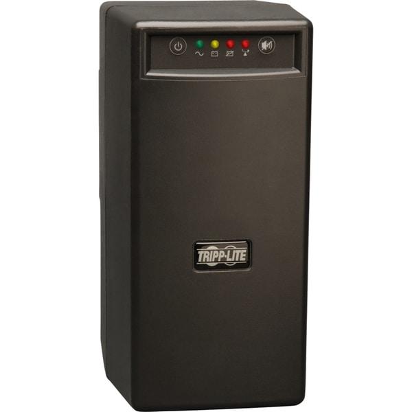 Tripp Lite UPS 600VA 375W Battery Back Up Pure Sine Wave PFC Tower 12