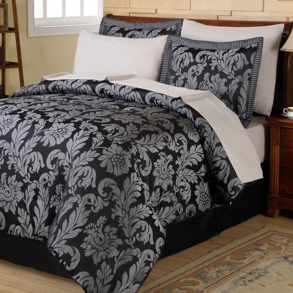 Berkley 8-piece Bed in a Bag with Sheet Set