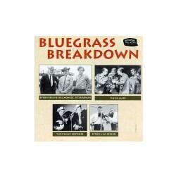 Various - Bluegrass Breakdown 1963-65