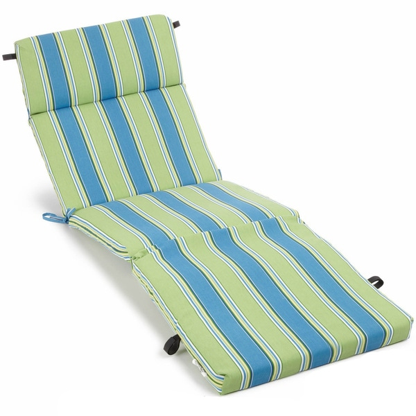 Shop All Weather Uv Resistant Polyester Outdoor Chaise Lounge