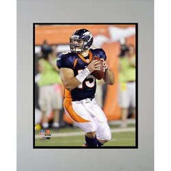 Denver Broncos Tim Tebow 11x14 Matted Photo