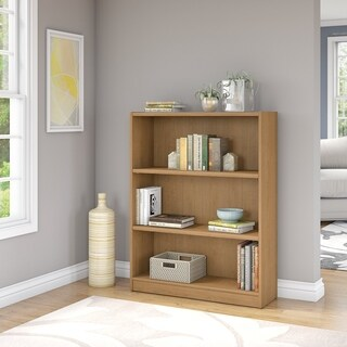 Bush Furniture Universal 3 Shelf Bookcase