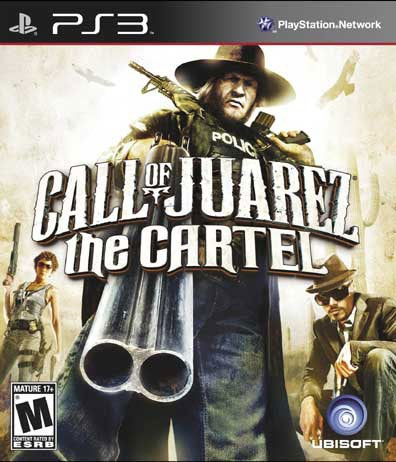 PS3 - Call of Juarez: The Cartel - Ubisoft