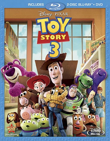 Toy Story 3 (Blu-ray/DVD) - Thumbnail 0