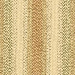 Safavieh Hand-Woven Indoor/Outdoor Reversible Multicolor Braided Area Rug (6' x 9') - Thumbnail 2