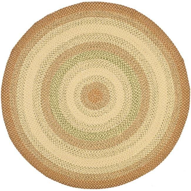 Safavieh Hand woven Indoor Outdoor Reversible Multicolor