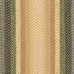 Safavieh Hand-woven Indoor/Outdoor Reversible Multicolor Braided Rug (4' x 6') - Thumbnail 2