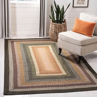 Safavieh Hand-woven Indoor/Outdoor Reversible Multicolor Braided Rug (9' x 12')|https://ak1.ostkcdn.com/images/products/5756905/P13486259.jpg?impolicy=medium