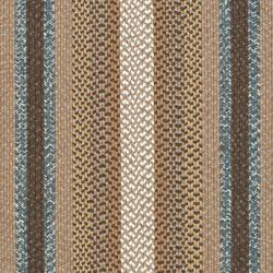 Safavieh Hand-woven Country Living Reversible Brown Braided Rug (9' x 12') - Thumbnail 2