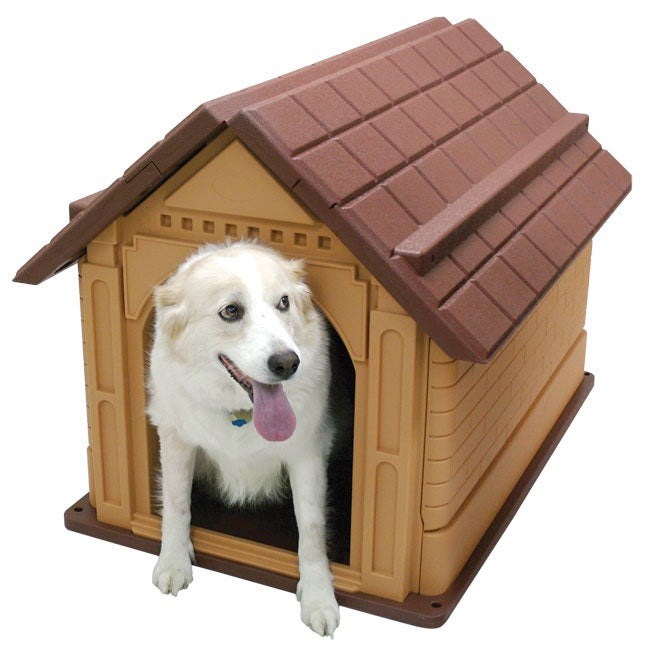 Pet Zone Comfy Cabin Medium Dog House