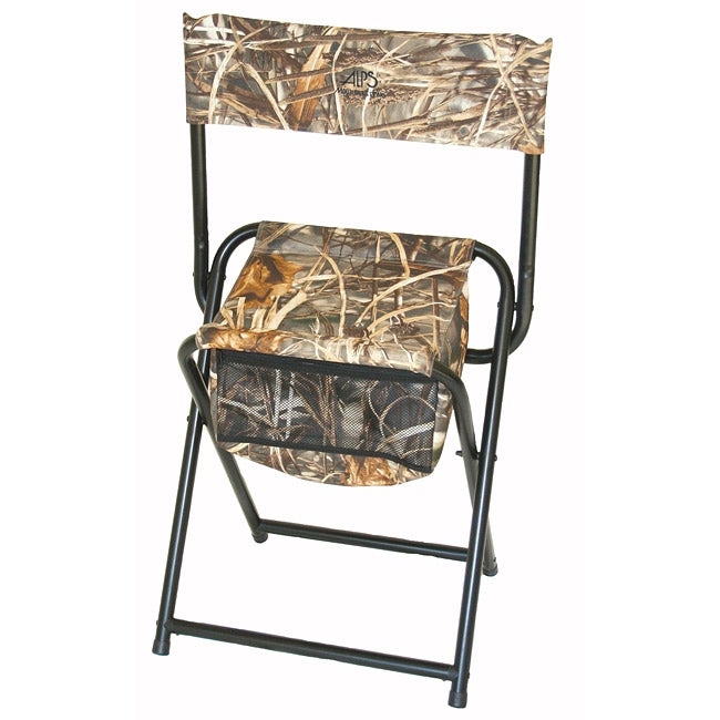 Tremendous Alps Outdoorz Steady Plus Realtree Max 4 Advantage Camp Chair Cjindustries Chair Design For Home Cjindustriesco