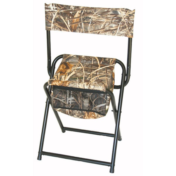 ALPS OutdoorZ Steady Plus Realtree Max-4 Advantage Camp Chair