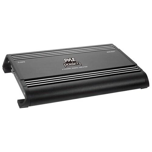 Pyle Super Power PLA2678 Car Amplifier - 4000 W Pmpo - 2 ...
