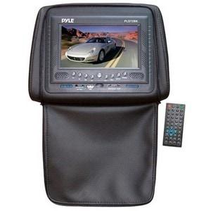 Pyle PLD72BK Car DVD Player - 16:9