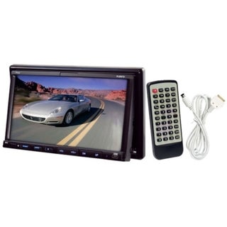 "Pyle PLDN73I Car DVD Player - 7"" Touchscreen LCD - 16:9 - 320 W RMS -"