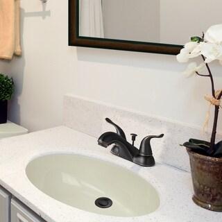 Highpoint Collection 15x12 Bisque Undermount Vanity Sink