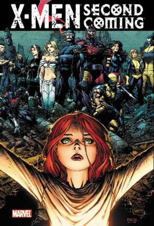 X-Men: Second Coming (Paperback)