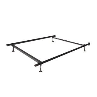 Insta-Lock Adjustable Twin/ Full/ Queen Bed Frame