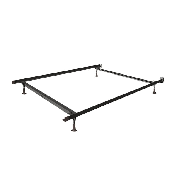 Adjustable Full Queen Bed Frame : Insta lock adjustable twin full queen bed frame free
