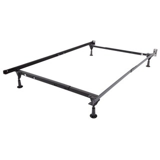Rize Bed Frame Twin Full or Queen With Rug Rollers
