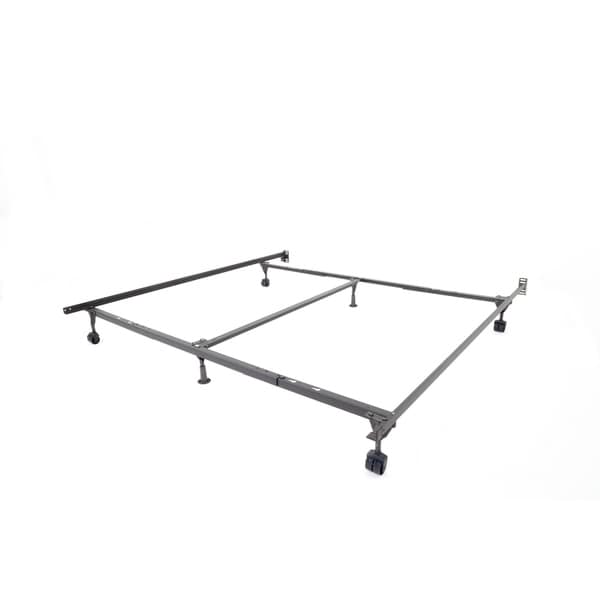 mantua instalock queen king cal king bed frame