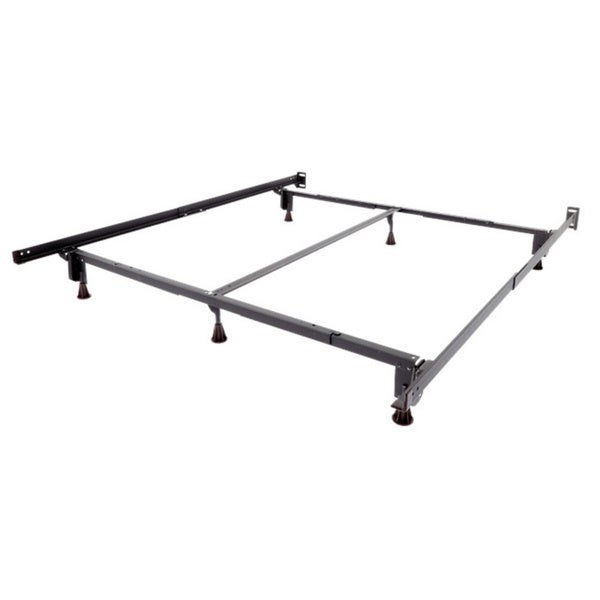 Rize Queen King And California King Bed Frame With Glides