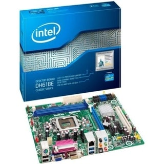 Intel Classic DH61BE Desktop Motherboard - Intel H61 Express Chipset