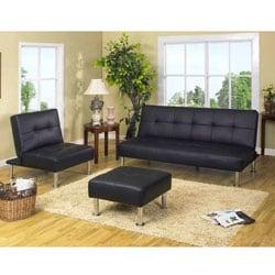 Silverado Canyon Sofa, Chair and Ottoman Set